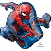 "Spider-Man SuperShape 29"" Foil Balloon"