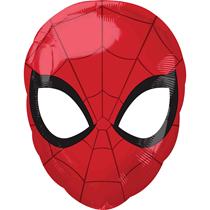 "Spider-Man Junior 17"" Shape Foil Balloon"