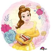 """Disney Beauty & The Beast Belle 18"""" Foil Balloon"""