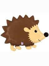 "Woodland Critters Hedgehog 30"" Supershape Foil Balloon"