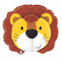 "Multi Sided Lion 30"" Foil Balloon"