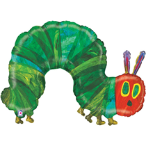 "Hungry Caterpillar 43"" Large Foil Balloon"