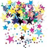 Multi-Coloured Stardust Confetti 14g