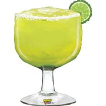 "Mighty Bright Margarita Cocktail 40"" Foil Balloon"
