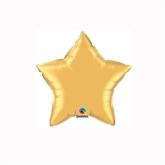 "Metallic Gold 4"" Star Foil Balloon"