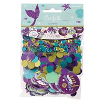 Mermaid Party Confetti 3 Types 34g