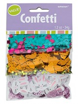 Happy Easter 3 Variety Confetti