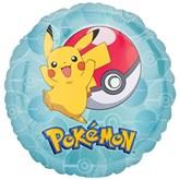 """Pokemon Pikachu 18"""" Foil Balloon"""
