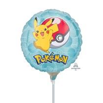 Pokemon Mini Shape Foil Balloon (air fill)