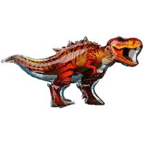 "Jurassic World Dinosaur 45"" SuperShape Foil Balloon"
