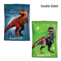 "Double Sided Jurassic World 18"" Dinosaur Foil Balloon"