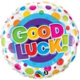 """18"""" Good Luck Foil Balloon"""
