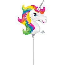 Unicorn Mini Shape Foil Balloon