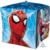 Spider-Man Cubez Foil Balloons