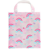 Iridescent Rainbow Large Treat Bag