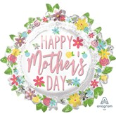 """Mother's Day 30"""" SuperShape Foil Balloon"""