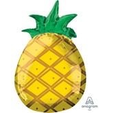 "Tropical Pineapple 18"" Foil Balloon"
