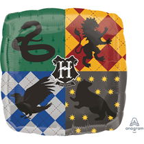 "Harry Potter 18"" Square Foil Balloon"