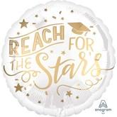"Reach For The Stars 18"" Foil Balloon"