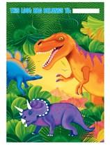 Prehistoric Dinosaur Party Bags 8pk