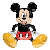 Mickey Mouse Foil Sitting Balloon