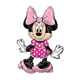 Minnie Mouse Foil Sitter Balloon