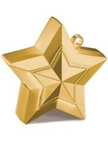 Gold 5oz Star Balloon Weight