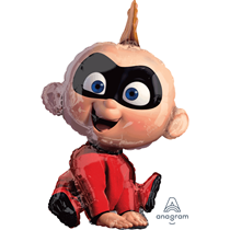 """The Incredibles Jack Jack 32"""" Foil Balloon"""