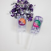 Young & Fab Push Up Confetti Poppers 2pk