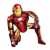 Iron Man Airwalker Foil Balloon