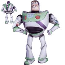 """Toy Story Buzz Lightyear 62"""" Airwalker Foil Balloon"""