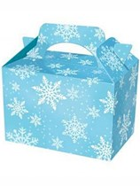 Christmas Snowflake Party Box