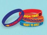 Blaze & The Monster Machines Rubber Bracelets 4pk