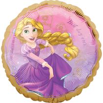 "Disney Princess Rapunzel Tangled 18"" Foil Balloon"