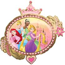 Disney Princess SuperShape Foil Balloon
