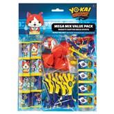 Yo-Kai Watch Mega Value Favour Pack 48pcs