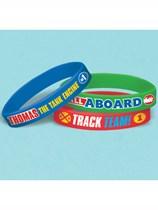 Thomas & Friends Rubber Bracelets 6pk