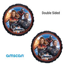 """Avengers Endgame Double-Sided 18"""" Foil Balloon"""