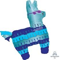 Llama foil supershape foil balloon battle royale