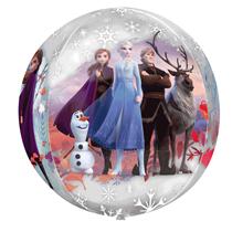 """Disney's Frozen 2 Foil 15"""" Orbz Balloon"""