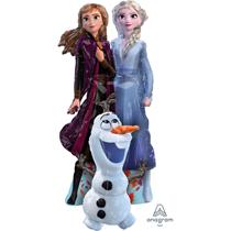 "Frozen 2 Airwalker 58"" Foil Balloon"