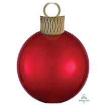 Christmas Red Orbz Ornament Balloon Kit
