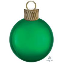 Christmas Green Orbz Ornament Balloon Kit