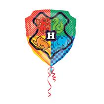 Harry Potter Hogworts Crest SuperShape Foil Balloon