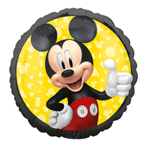 """Mickey Mouse Forever 18"""" Foil Balloon"""