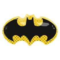 "Batman Emblem 29"" Foil SuperShape Balloons"