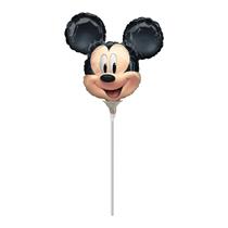 Mickey Mouse Head Mini Shape Foil Balloon