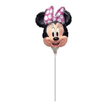 Minnie Mouse Mini Shape Foil Balloon
