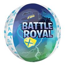 "Battle Royal 16"" Orbz Foil Balloon"