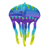 """Smiling Jellyfish UltraShape 31"""" Foil Balloon"""